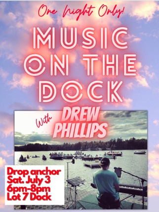 Music on the Dock